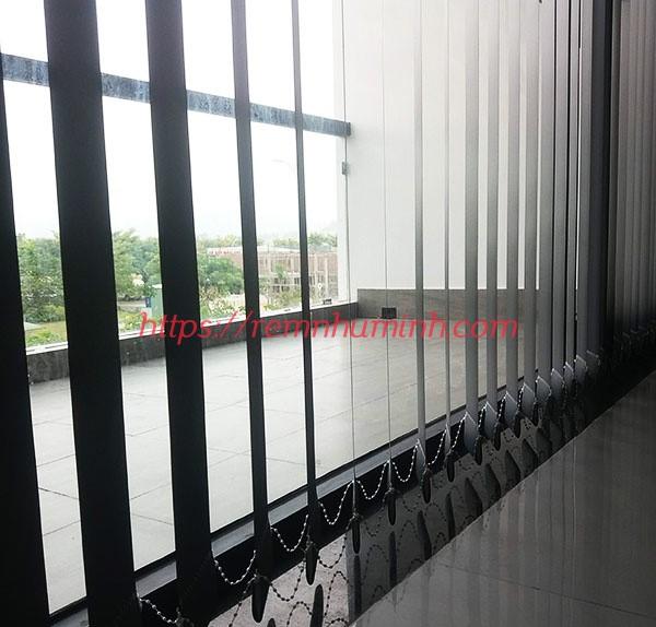 Rèm lá dọc dành cho văn phòng tại Đà Nẵng