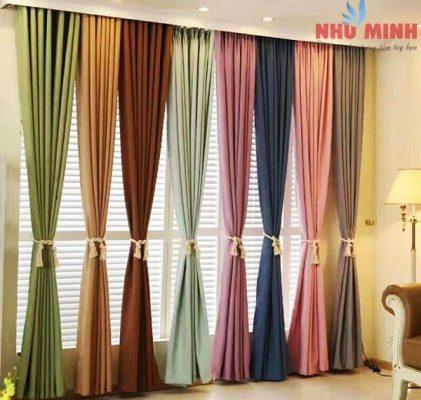 Bộ sưu tập rèm vải tại Đà Nẵng