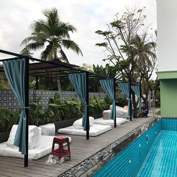 Công trình khách sạn DeAn Hội An - K6/114 Lý Thái Tông