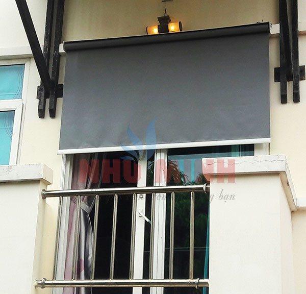 Rèm tự động giá rẻ tại Đà Nẵng - Rèm cuốn động cơ AT25