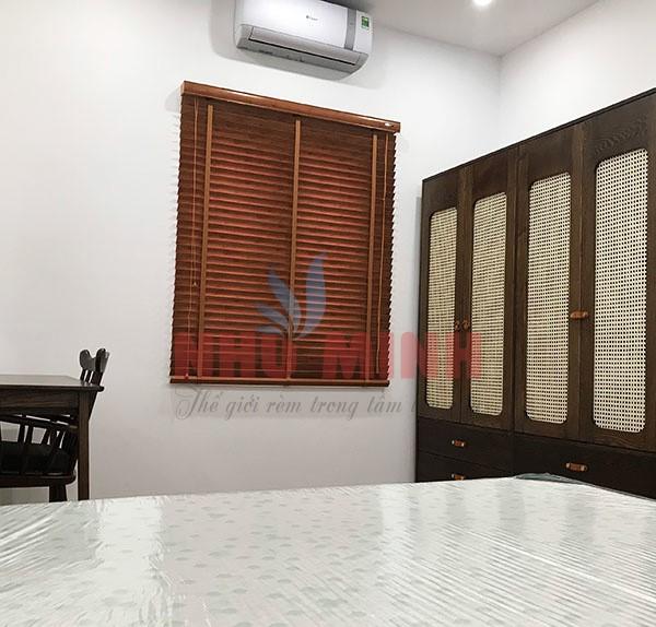 Công trình rèm vải nhà ở, căn hộ cao cấp tai Nam Việt Á