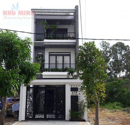Công trình rèm cửa nhà ở tại Nam Việt Á - Đà Nẵng