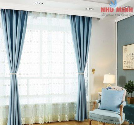 Báo giá rèm vải Đà Nẵng - Xưởng may rèm vải Như Minh