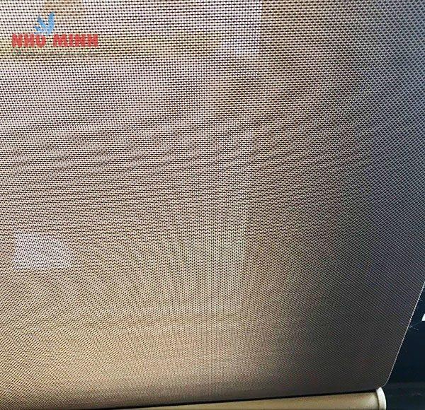 Màn rèm cửa tại Đà Nẵng - Rèm cuốn lưới mã Rc028