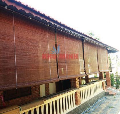 Phân phối sỉ và lẻ rèm trúc tại Đà Nẵng - Xưởng rèm trúc Như Minh