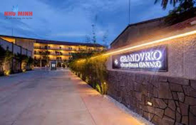 Khách sạn, resort 5 sao Granvrio