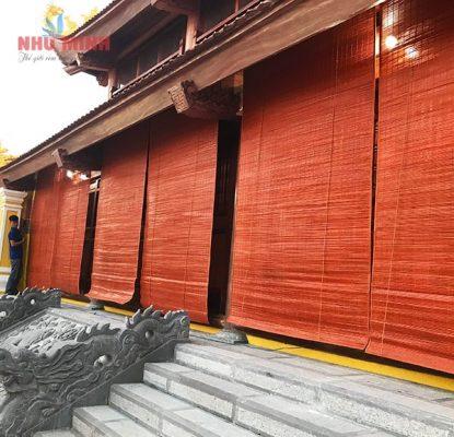 Cung cấp sỉ và lẻ mành trúc tại Đà Nẵng - Xưởng mành Như Minh.
