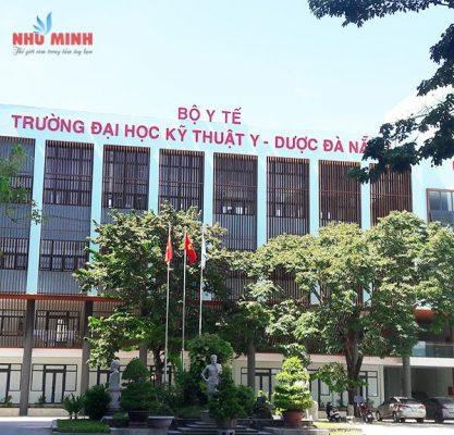 Rèm cuốn chống nắng - Như Minh thi công rèm cuốn tại Trường ĐH Kỹ Thuật Y - Dược Đà Nẵng